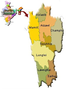 Mizoram_Map