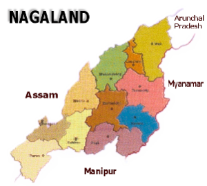 nagalandMap