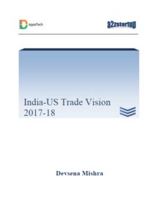 India-U.S. Trade Vision